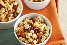 Recipes and Ideas for Snacks