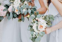 Hochzeit / Brautjungfern
