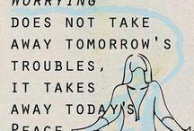 Useful thoughts