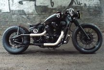 Bobber / Motorcycle