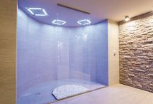Shower Experiences / This experience allows to feel and enjoy different states of wellness in one session.