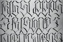 Calligraphy - Chicano & Cholo