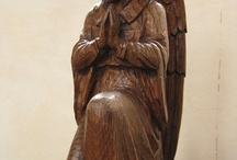 Woodcarving.Religion