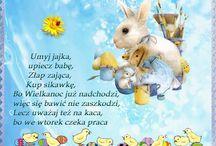 życzenia Wielkanoc