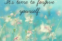 Forgiveness  / by April Maxey