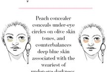 Corrector / Face color corrector