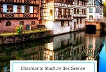 Straßburg mit Johannes