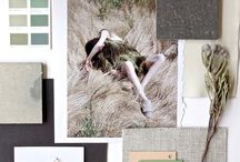 Mood Boards - Wedding Stationery and Color Palette Inspiration