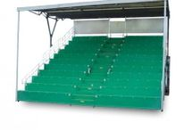 Tiered Seating Hire from Event Hire UK