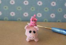 Micro crochet stuff / by Martinez Martinez