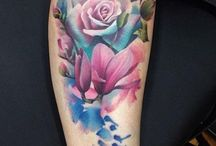 Tattoo Aquarela