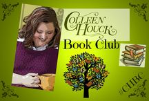 Colleen Houck Book Club / All the authors who have been featured in my book club