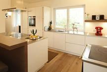 Kundenküchen / Küchenprojekte, die wir für unsere Kunden umgesetzt haben.