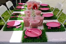 Kids Outdoor/Summer Party ideas / by Chelsea Hart