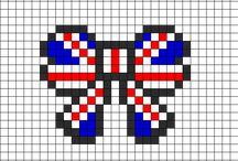 pixel / perles