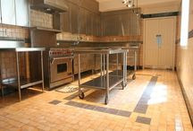 Commercial Bakers Kitchen