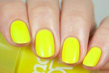 Mood Board: Warm Yellows and Oranges