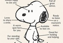 Snoopy, Charlie Brown & Peanuts