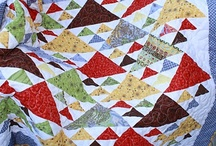 Quilt candy / These are a few things that make my heart skip a beat. I love sewing and quilting.