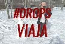 DROPS VIAJA / Todas as minhas dicas e diários de Viagem #DropsViaja #Travel #Trips #Traveltips www.dropsdasdez.com.br/tag/ drops-viaja/