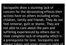 Sociopath Support
