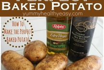 Potatoes and other Veggies
