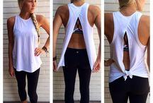 Diy gym clothes