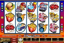 5 Reel Drive / La slot 5 Reel Drive è basata su una catena di fast food americana: troverai stuzzicanti hamburger, patatine fritte e torte di mirtillo sulla tua strada verso il jackpot. E questa volta, non temere la polizia: funge da simbolo scatter e genera la propria combinazione vincente.