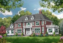 Upcoming North Shore Homes / These are residences, located on the North Shore of Long Island, have broken ground and are currently under construction.