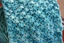 Crocheting and Knitting / by April Blomgren
