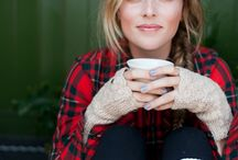 Seniors: Winter Style / Winter style outfit ideas for your Dallas senior photography shoot.