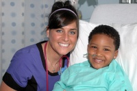 Kids and nurses / by Dayton Children's Hospital