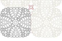 かぎ針編みの編み図