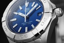 TAG Heuer Aquaracer / The essential sports watch inspired by the aquatic world http://www.tagheuer.com/int-en/luxury-watches/aquaracer-watch