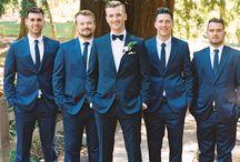 groom style blue