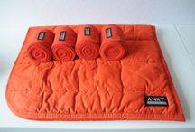 ANKY: Burnt Orange