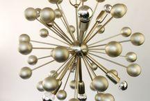 ♥ my Sputnik Lamp / www.deaapmetdegoudenring.com