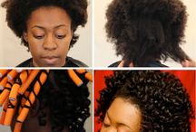 Natural hair / by Tia Coleman