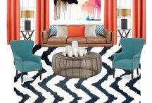 Interiors by Savvy Settings Home / Showcasing photos from previous projects designed and installed by us!