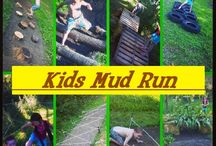 obstacle / mud run