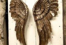anielske krídla