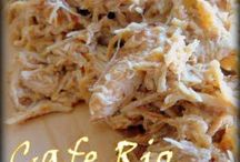 Crock Pot Recipes / by Sandra Beynon McLean