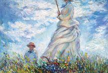 CLAUDE MONET / Impressionisti..