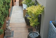 Side garden ideas