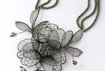 Contemporary bobbin lace