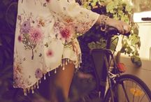 Boho style / Clothing, accessories, home decorations gipsy style