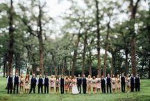 Bridal Parties - Cling & Peck