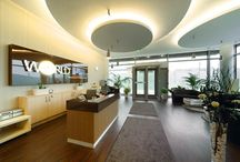 Dental clinic of Budapest Top Dental, Hungary / You can see here some of the pics of our Budapest clinic. There are 7 dental chairs operating 12 hours a day all equipped with the latest dental technologies. Our dentists and oral surgeons offer you the best possible dental treatment at a reasonable rate.