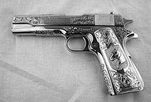 Gravírovanie zbrane