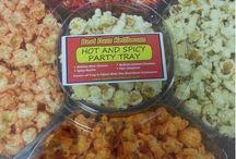 Best Darn Kettlecorn Gourmet Popcorn / All kinds of flavors for gourmet popcorn
